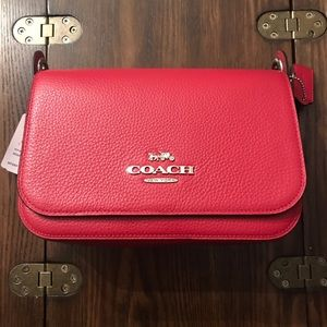 Nwt coach crossbody or over the shoulder purse